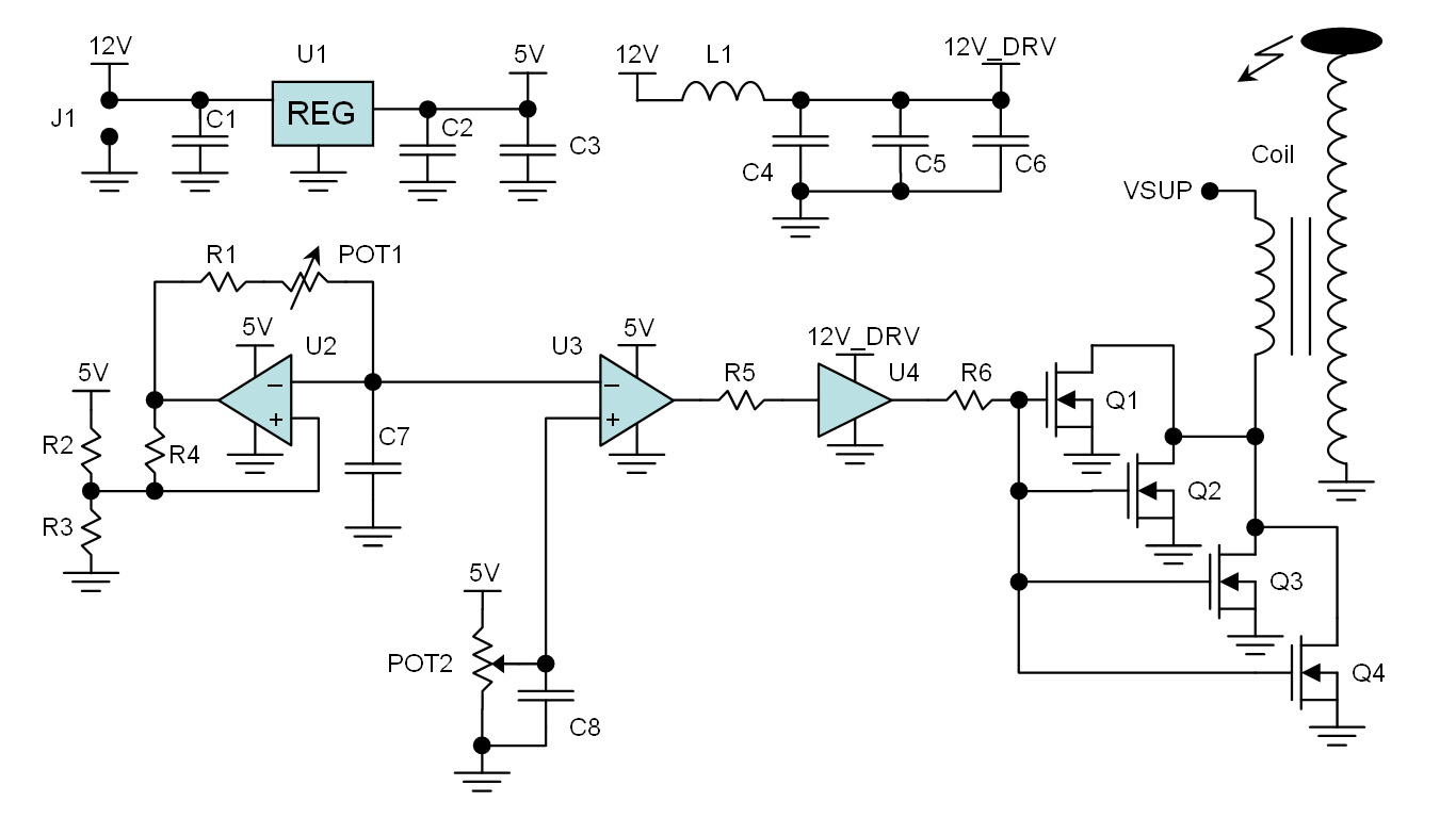 Slayer Circuit moreover Six Pack Tesla Coil furthermore How To Build A Tesla Coil additionally Which Flyback Transformer Should I Get Irf 644 further Other HV stuff. on solid state tesla coil schematic