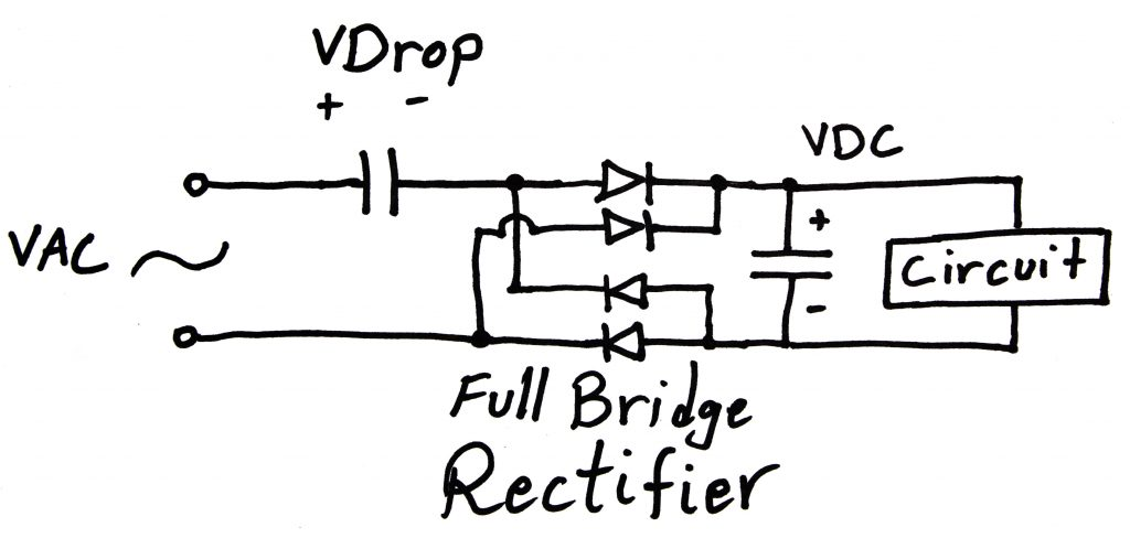 AC to DC Simple Converter